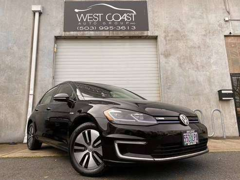 2017 Volkswagen e-Golf SEL Premium Leather Heated Seats, Smartphone... for sale in Portland, OR