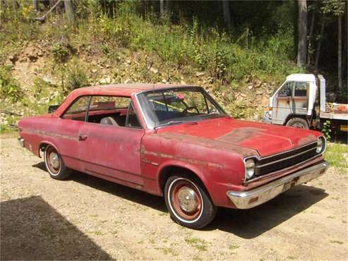 1969 AMC Rambler for sale in North Woodstock, CT