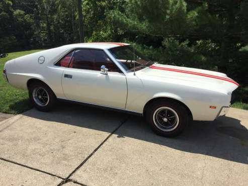 AMX 1969 for sale in Huntington, WV