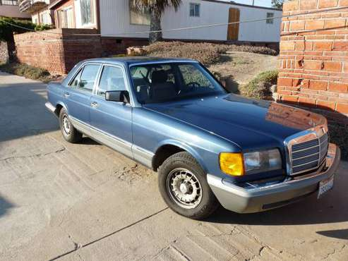 MERCEDES DIESEL 300SD, 132K Original, Excellent Condition !! for sale in Lakewood, CA
