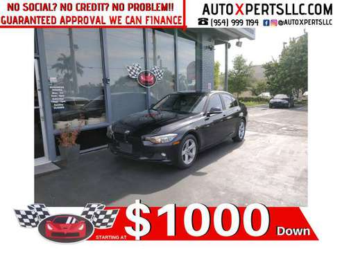 2015 BMW 328I XDRIVE for sale in Wilton Manors, FL