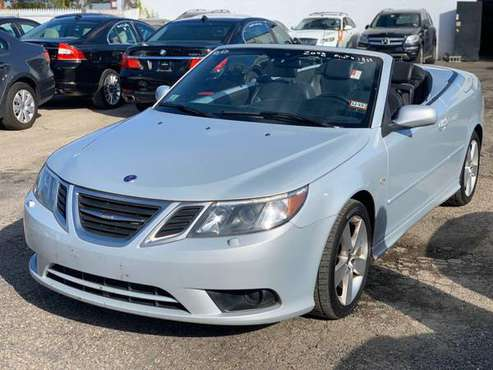 2008 SAAB 9-3 93 Linear 2.0L 4Cyl Convertible*Leather*Runs Excellent for sale in Manchester, ME