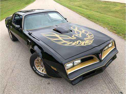 1977 Pontiac Firebird Trans Am for sale in Lincoln, NE