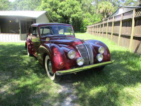 1951 british right hand drive for sale in Lutz, FL