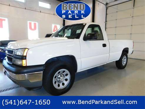 2007 Chevrolet Silverado for sale in Bend, OR