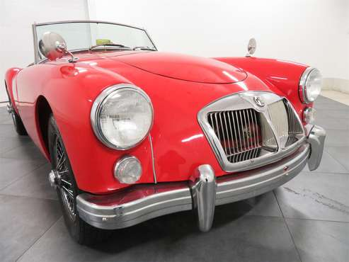 1962 MG MGA for sale in Elmhurst, IL