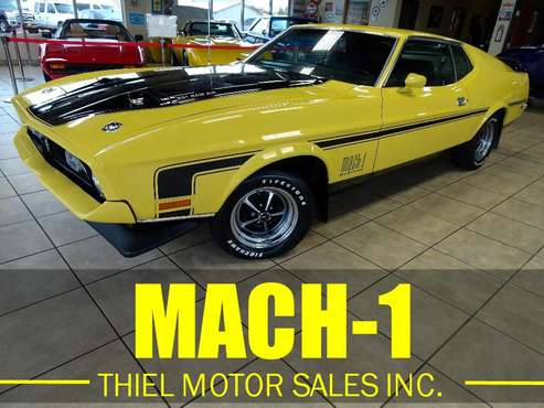 1971 Ford Mustang for sale in De Witt, IA