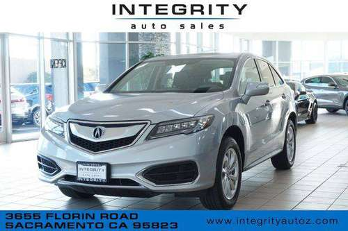 2017 Acura RDX Sport Utility 4D [Free Warranty+3day exchange] for sale in Sacramento , CA