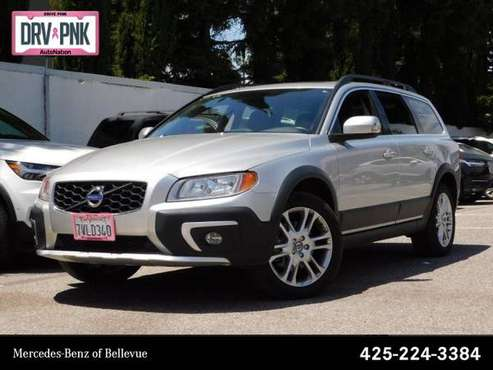 2016 Volvo XC70 T5 Premier AWD All Wheel Drive SKU:G1235070 for sale in Bellevue, WA