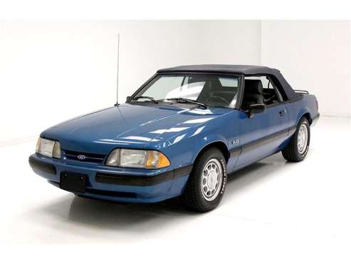 1989 Ford Mustang for sale in Morgantown, PA