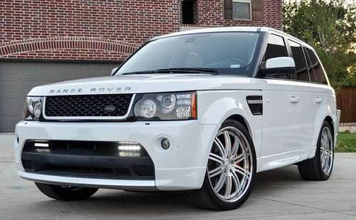 2012 Range Rover Sport Autobiography automatic for sale in Roswell, MA