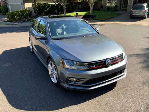 2017 Volkswagen Jetta GLI - cars & trucks - by owner - vehicle... for sale in Salem, OR