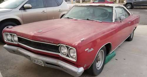 1968 Plymouth Sport Satellite for sale in Oxnard, CA