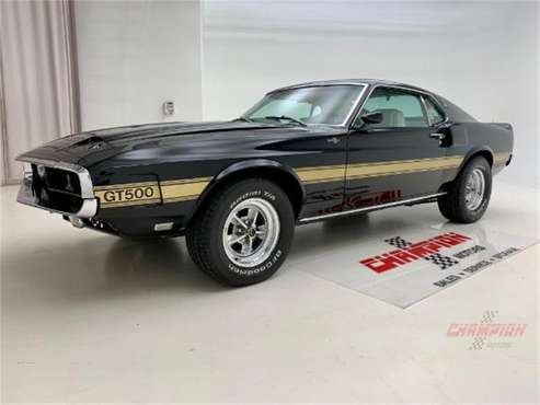 1969 Shelby GT500 for sale in Syosset, NY