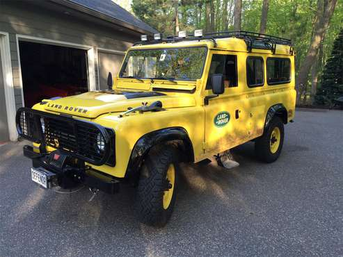 1984 Land Rover Defender for sale in Wayzata, MN
