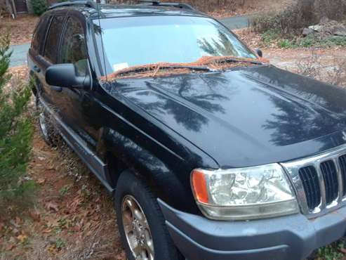2001 Jeep Grand Cherokee - cars & trucks - by owner - vehicle... for sale in Hope Valley, RI