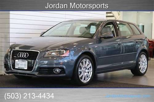 2011 AUDI A3 QUATTRO PREM PLUS 1-OWNER ALL RECORDS 2.0T 2012 2013 2010 for sale in Portland, OR