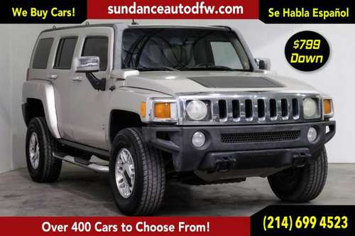 2006 HUMMER H3 -Guaranteed Approval! for sale in Addison, TX