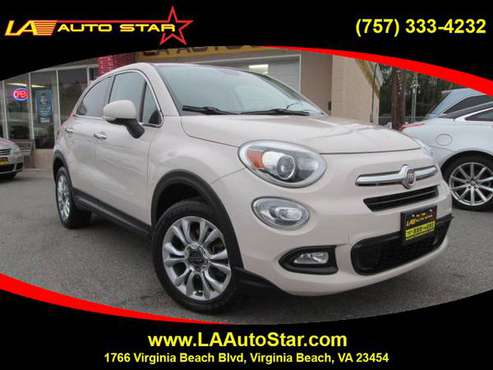 2016 FIAT 500X - We accept trades and offer financing! for sale in Virginia Beach, VA