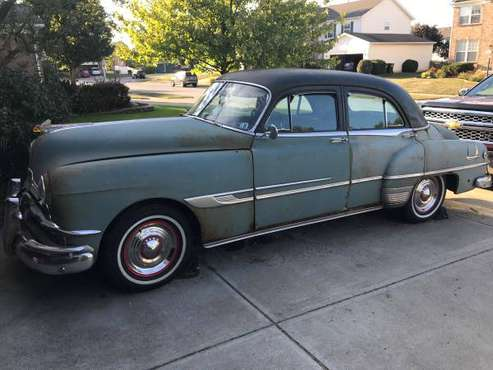 1952 Pontiac Chieftain Deluxe for sale in Miamisburg, OH