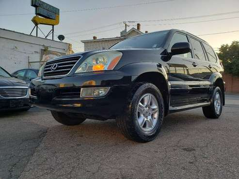 ** 2005 Lexus GX 470- Loaded- Extra clean- Easy financing for sale in Bridgeport, NY