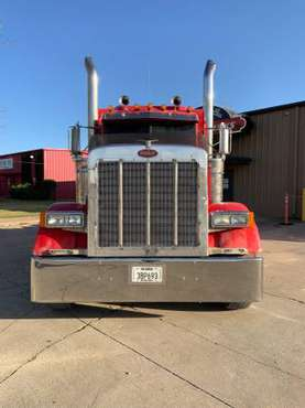 2002 PETERBILT 379 Ext HOOD for sale in Oklahoma City, OK