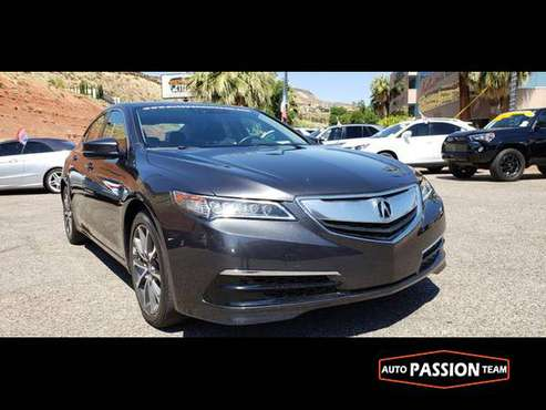 * * * 2016 Acura TLX 3.5 Sedan 4D * * * for sale in Saint George, UT