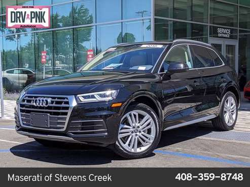 2018 Audi Q5 Premium Plus AWD All Wheel Drive SKU:J2009862 - cars &... for sale in San Jose, CA