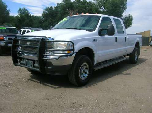 2003 Ford F-350 XLT 4x4 SRW V10! for sale in Fort Collins, CO