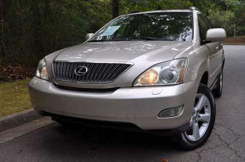 2006 LEXUS RX 330 162K MILES SUPER CLEAN INYERIOR DRIVES GREAT!! for sale in Alpharetta, GA