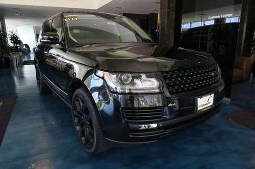 2015 Range Rover Supercharged V8 Loaded for sale in Costa Mesa, CA