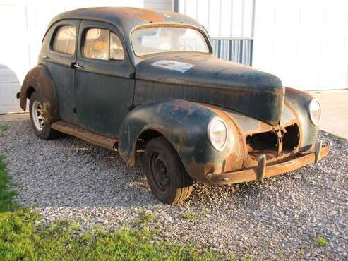 1940 Willys sedan Gasser for sale in Jerome, PA