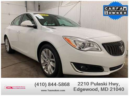 2016 Buick Regal - Financing Available! for sale in Edgewood, MD