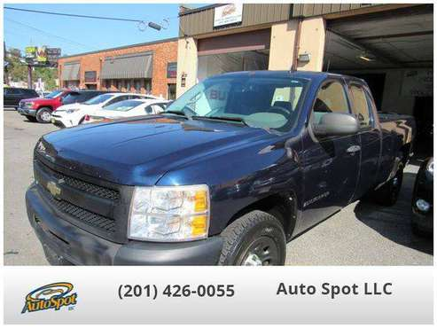 2009 Chevrolet Chevy Silverado 1500 Extended Cab Work Truck Pickup 4D for sale in Garfield, NJ