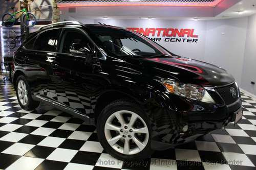 2010 *Lexus* *RX 350* *AWD* Black Sapphire Pearl for sale in Lombard, IL