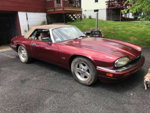 1995 Jaguar XJS Convertible for sale in Pittsfield, MA