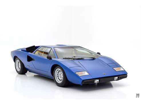 1975 Lamborghini Countach LP400 for sale in Saint Louis, MO