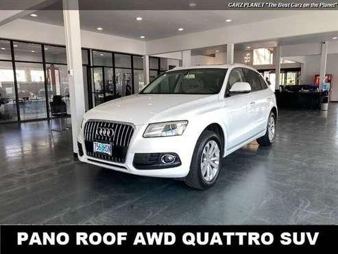 2016 Audi Q5 All Wheel Drive 2.0T quattro Premium AWD PANO ROOF... for sale in Gladstone, OR