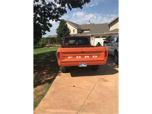 1973 Ford F100 for sale in Cadillac, MI