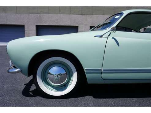 1958 Volkswagen Karmann Ghia for sale in Boca Raton, FL