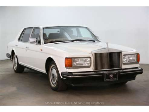 1994 Rolls-Royce Silver Spur III for sale in Beverly Hills, CA