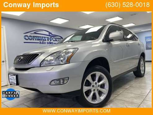 2009 Lexus RX 350 AWD *GREAT CARS FOR THE BEST PRICE* $219/MO* for sale in Streamwood, IL