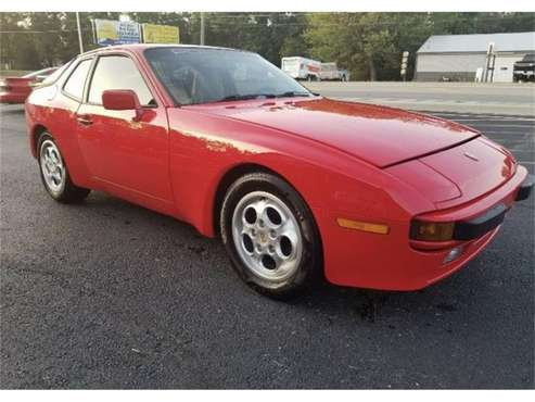 1987 Porsche 944 for sale in Cadillac, MI