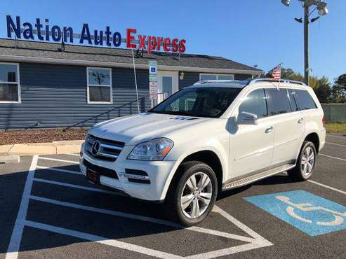 2011 Mercedes-Benz GL-Class GL450 4MATIC $500 down!tax ID ok for sale in White Plains , MD