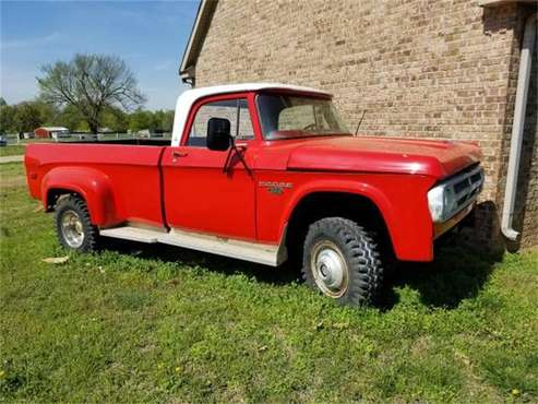 1969 Dodge D200 for sale in Cadillac, MI