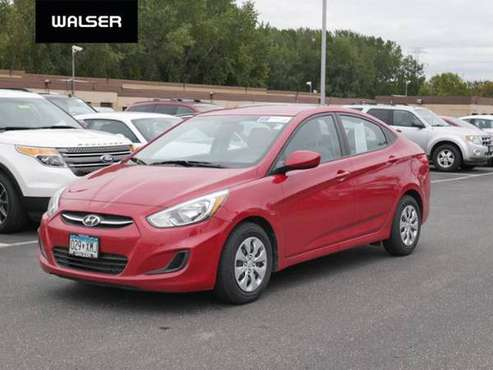 2017 Hyundai Accent SE for sale in Walser Experienced Autos Burnsville, MN