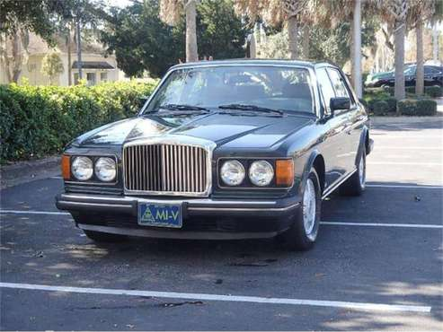 1988 Bentley Mulsanne S for sale in Cadillac, MI