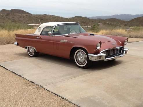 1957 Ford Thunderbird for sale in Tucson, AZ