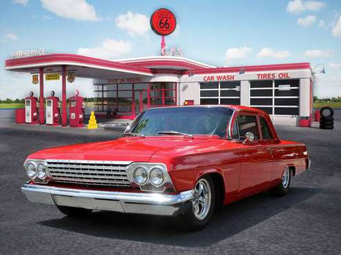 1962 CHEVY BISCAYNE - cars & trucks - by owner - vehicle automotive... for sale in Gainesville, FL