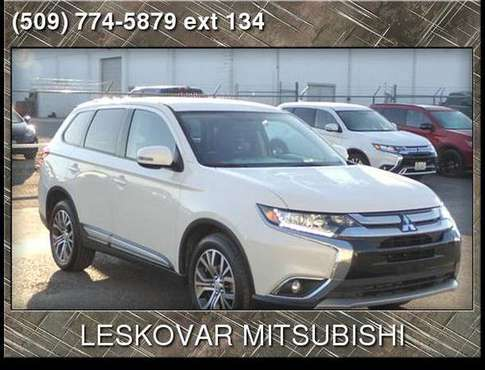 2017 Mitsubishi Outlander SE for sale in Leskovar Mitsubishi, WA
